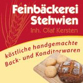Feinbäckerei Stehwien, Inhaber Olaf Kersten, Unterstützer des DeutschLand-Riegels