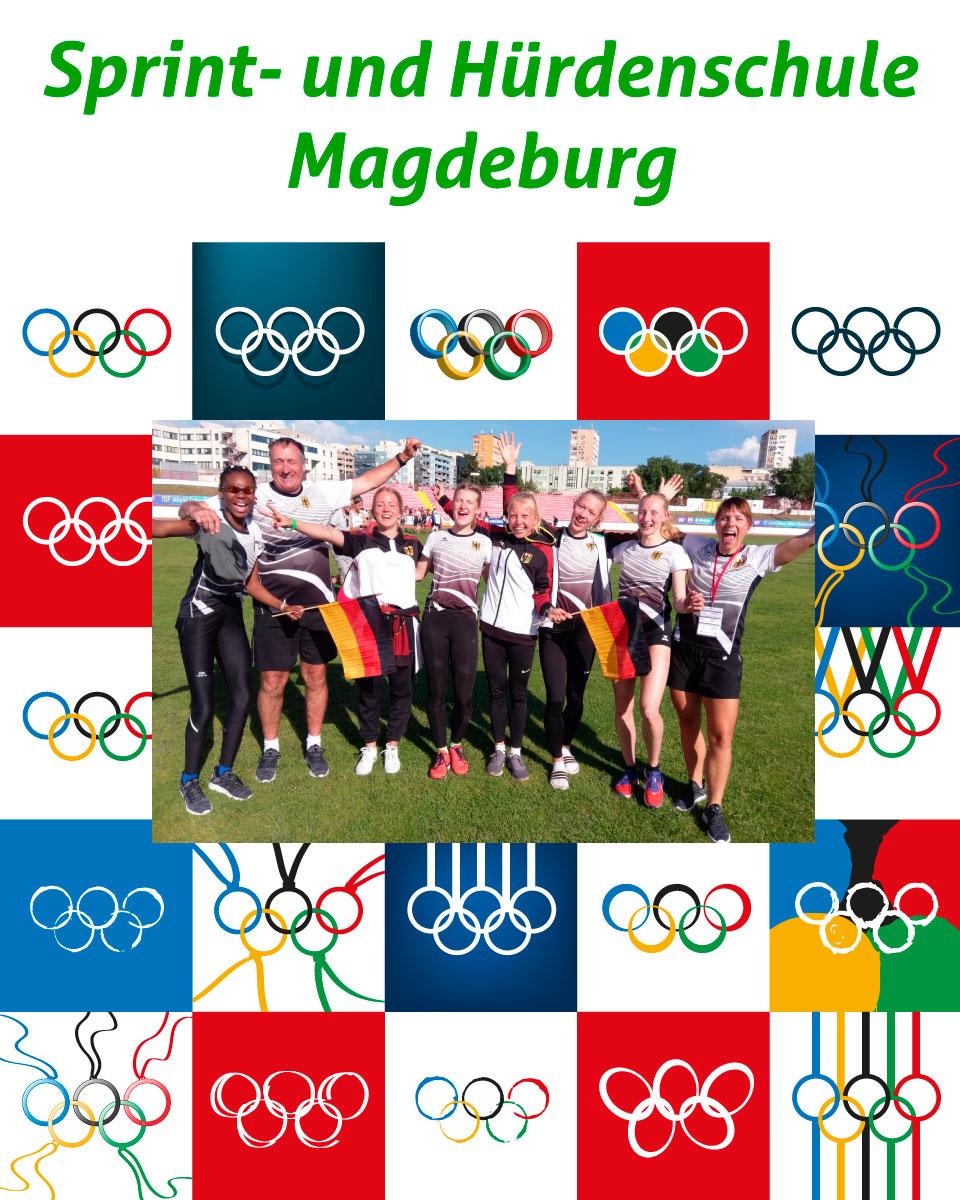 Sprint- und Hürdenschule Magdeburg