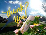 DeutschLand-Riegel sagt »Danke schön!«, Thank You!, an die, Hochschule Magdeburg – Stendal, Marketingkonzept