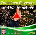 Gesunde Ernährung, Abnehmen, zwischen Weihnachten und Silvester?, oder zwischen Silvester und Weihnachten?, Sven-David-Müller, DeutschLand-Riegel