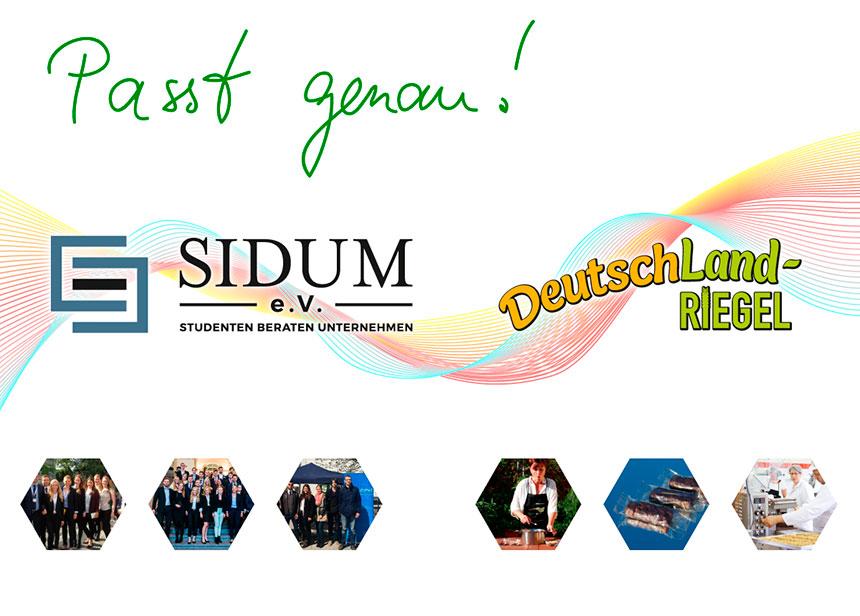 Zusammenarbeit, Partnerschaft, SIDUM e. V., DeutschLand-Riegel, Beratung, Otto von Guericke Universität Magdeburg