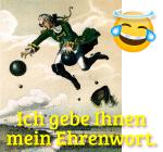 Ich gebe Ihnen mein Ehrenwort, Die Weltgeschichte der Lüge, Hörbuch Empfehlung, Rezension, Baron Münchhausen