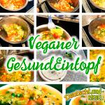 veganer GesundEintopf, News, Wissenswertes, gesunde Ernährung, DeutschLand-Riegel, veganer Ersatz für eine Hühnersuppe