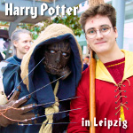 Leipziger Buchmesse, 2018, Harry Potter