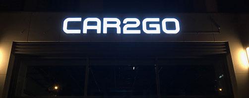 Car2Go, Autos zum Gehen ;-)