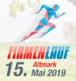 firmenlauf Altmark, erstmals zusammen mit dem DeutschLand-Riegel