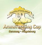 1, Armwrestling Cup Germany, Deutschland, Sachsen-Anhalt, Magdeburg, 2019, Matthias Hellboy Schlitte