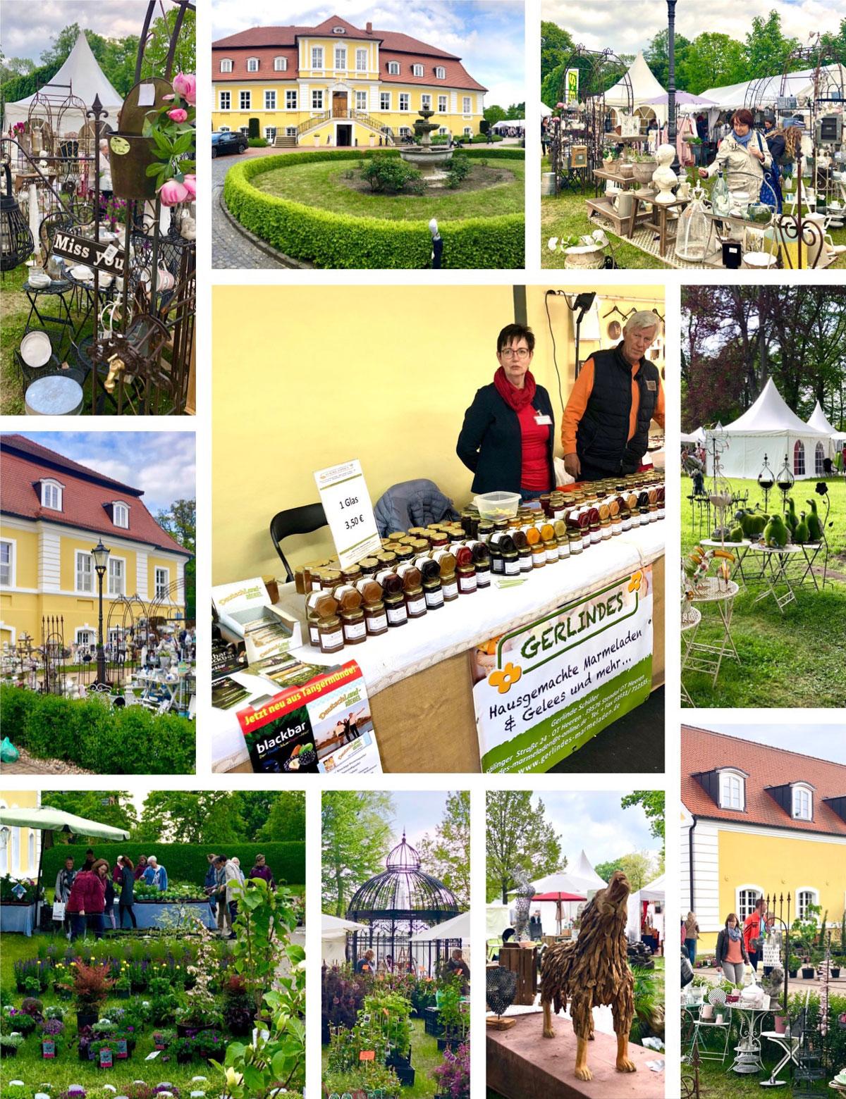 Döbbelin, Lebensart, Schloss, Ideen, Garten, Messe, Wohnen, Lifestyle, Gerlindes-Marmeladen, Deutschlandriegel, Bismarck