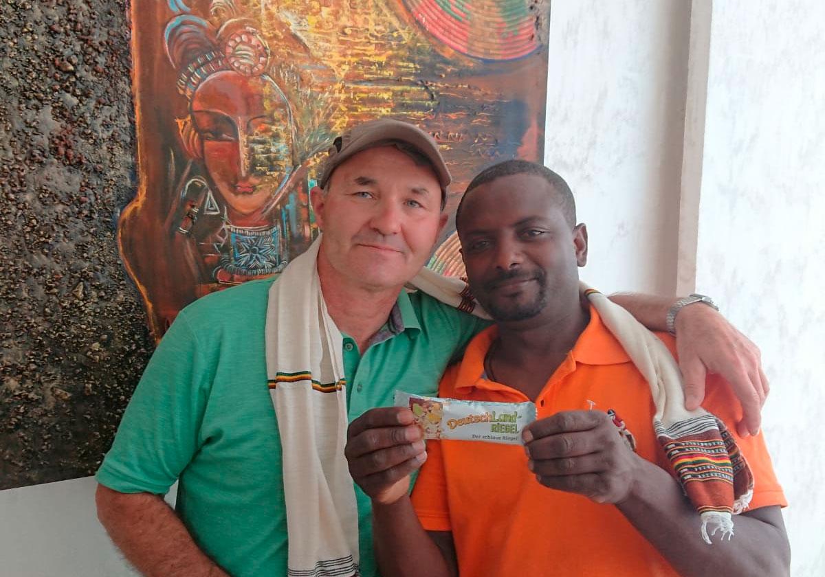 Afrika, Unterstützung, Lehrer, Schüler, Schule, Diesterweg Gymnasium Havelberg – Tangermünde