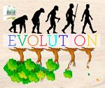 Evolution des Menschen, Wald, Baum, Bäume, Natur, Abholzen, Klimawandel