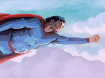 SuperHero, SuperHeld, blackbar, echte Früchte, echte Nüsse, echte Power, Kraft, Energie, Ausdauer, Kurzfilm, Animation, Cartoon, Comic, FilmStudio, FilmSet, Geschichte, Kurzgeschichte, vegan