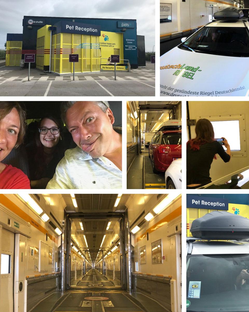 Eurotunnel, Urlaub, Tipps, Anleitung wie man es nicht machen sollte