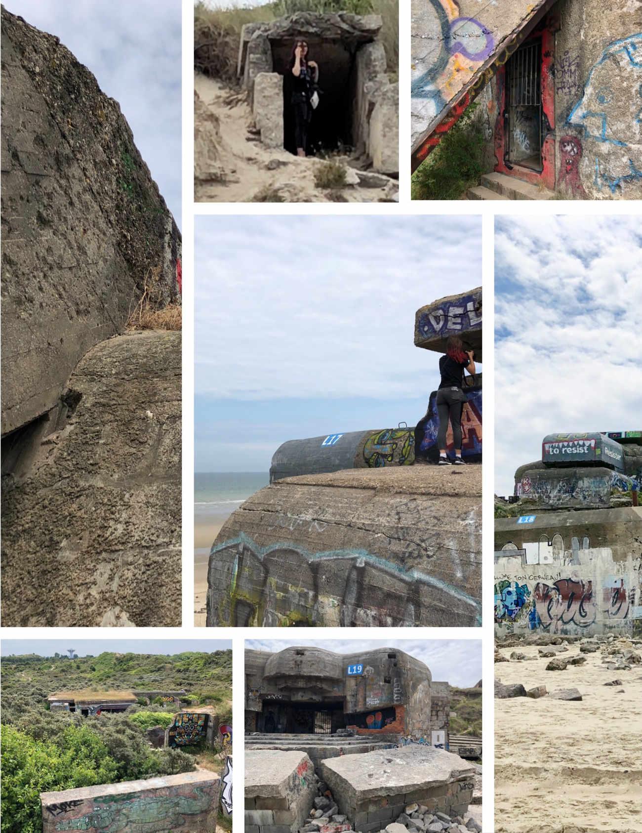 Dunkerque, Dunkirk, Dünkirchen, Urlaubsreise, Erkundung, Frankreich