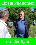 Einem Phänomen auf der Spur, wild wachsende DeutschLand-Riegel