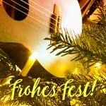 Frphes Fest!, wor wünschen Euch frohe Weihnachten, mit einem Lied von Amy